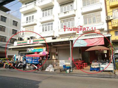 อาคารพาณิชย์ 25000 นนทบุรี ปากเกร็ด ปากเกร็ด